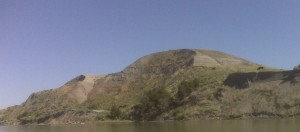the hill off the missouri river