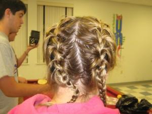 mission trip hair